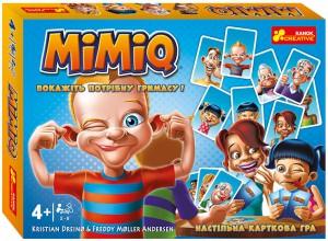 Настільна гра Ranok-Creative 'Mimiq' (19120055У)