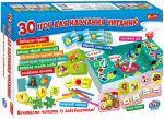 Великий набір Ranok-Creative '30 ігор для навчання читанню' (12109098У)