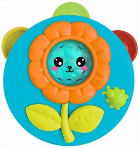 фото Музыкальная игрушка Азбукварик 'Бубен' (голубой) #2