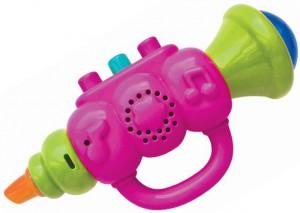 фото Музыкальная игрушка Азбукварик 'Дудочка' (розовая) #2