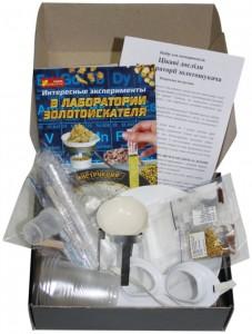 фото Набор для экспериментов Ranok-Creative 'Лаборатория золотоискателя' (12115016Р) #4