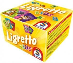 Настольная игра Schmidt Spiel  'Ligretto Kids'