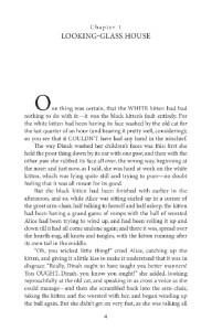 фото страниц Аліса в Задзеркаллі #4