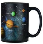 Подарок Чашка-хамелеон 'Солнечная Система'(top-704)