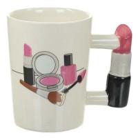 Подарок Керамическая чашка Beauty Помада (top-630)