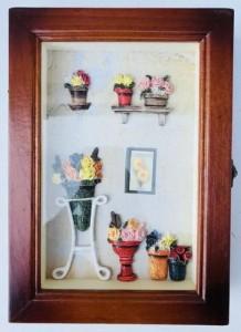 Подарок Ключница настенная Домашний сад (top-623)