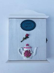 Подарок Ключница настенная Home Sweet (top-626)
