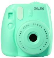 Подарок Мини вентилятор 'Фотоаппарат' GL229 (Mint)
