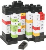 Подарок Вечный Календарь Lego Black (top-511)