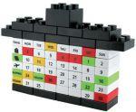 фото Вечный Календарь Lego Black (top-511) #3