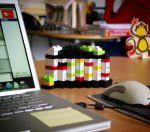 фото Вечный Календарь Lego Black (top-511) #4