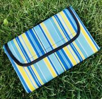 Подарок Водонепроницаемый Коврик для пикника Blue (top-586)