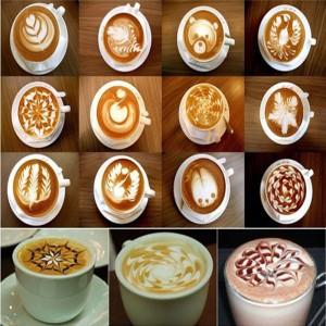 фото Трафареты для кофе (top-729) #9