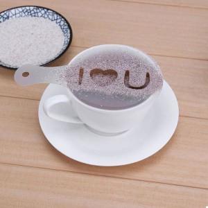 фото Трафареты для кофе (top-729) #3