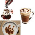 фото Трафареты для кофе (top-729) #8