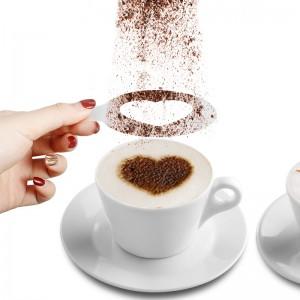 фото Трафареты для кофе (top-729) #10