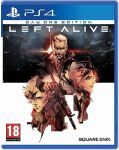 игра Left Alive Day One Steelbook Edition PS4