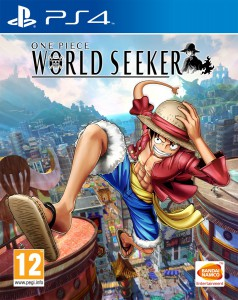 игра One Piece World Seeker PS4 - русская версия