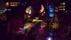 скриншот Rad Rodgers PS4 - русская версия #11