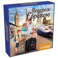 Настільна гра Arial 'Подорож Європою'