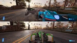 скриншот Xenon Racer PS4 - русская версия #2