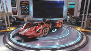 скриншот Xenon Racer PS4 - русская версия #7