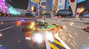 скриншот Xenon Racer PS4 - русская версия #3
