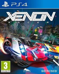 игра Xenon Racer PS4 - русская версия