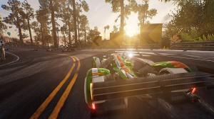 скриншот Xenon Racer PS4 - русская версия #4