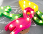 фото Светильник 3D 'Фламинго' (top-507) #5
