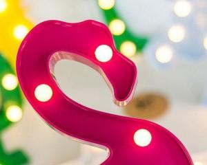 фото Светильник 3D 'Фламинго' (top-507) #4