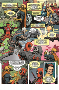 фото страниц Дедпул проти Таноса #5