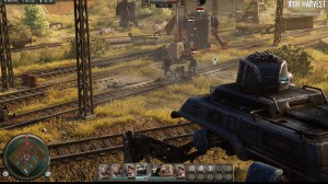 скриншот Iron Harvest PS4 #7