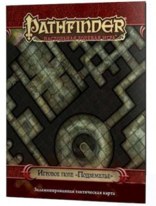 Настольная игра Hobby World 'Pathfinder.Игровое поле 'Подземелье' (915040)