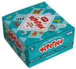 фото Настольная игра Банда Умников 'Игротека 5+' (Этажики + Зверобуквы + Турбосчёт + Трафик Джем + подарочная коробка) (УМ080) #8