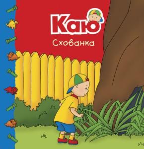 Книга Каю. Схованка