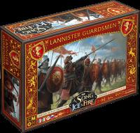 Настольная игра Hobby World 'Песнь Льда и Огня: Набор Гвардейцы Ланнистеров'(SIF1201)