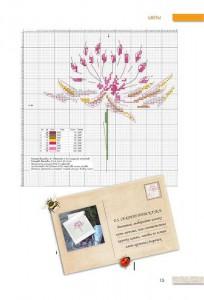фото страниц Секреты вышивки в ботаническом стиле #15