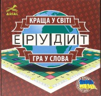 Настільна гра Arial 'Ерудит' (4820059910107)