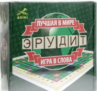 Настольная игра Arial 'Эрудит' (4820059910091)