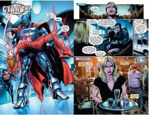 фото страниц Вселенная DC. Rebirth. Супермен возрожденный #5
