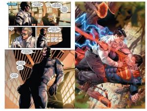 фото страниц Вселенная DC. Rebirth. Супермен возрожденный #3