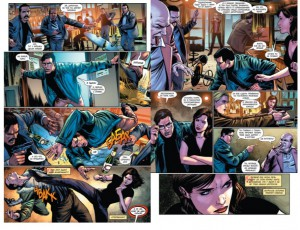 фото страниц Вселенная DC. Rebirth. Супермен возрожденный #4