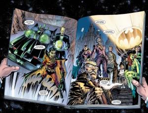 фото страниц Бэтмен. Что случилось с Крестоносцем в Маске? #4