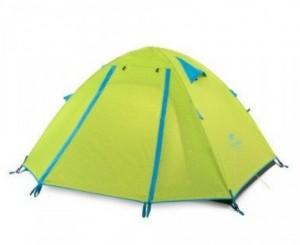 Палатка NatureHike P-Series III  (3-х местная) 210T 65D polyester Graphic (6927595729649)