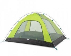 фото Палатка NatureHike P-Series IV (4-х местная) 210T 65D polyester Graphic (6927595729687) #3