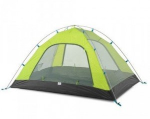 фото Палатка NatureHike P-Series 4 (4-х местная) 210T 65D polyester Graphic (6927595729694) #4
