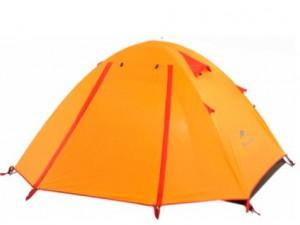 фото Палатка NatureHike P-Series 4 (4-х местная) 210T 65D polyester Graphic (6927595729694) #2