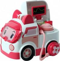 Машинка Silverlit Robocar Poli 'Эмбер' с аксессуарами (83393)