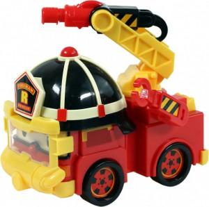 Машинка Silverlit Robocar Poli 'Рой' с аксессуарами (83394)